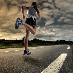 athelete triathlon
