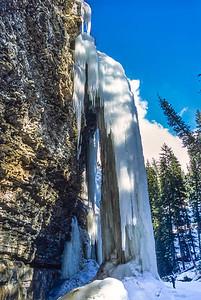 Ice climber near Big Sky, Montana - 4 - 72 ppi