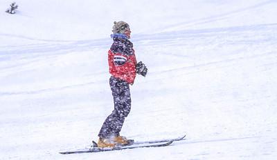 Skier(s) at Big Sky, Montana - 10 - 72 ppi