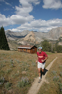Running, Pio Cabin