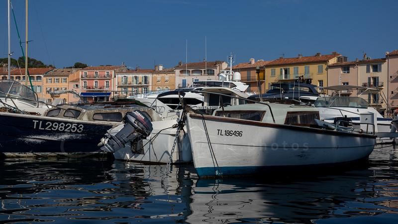 au port de Saint Tropez
