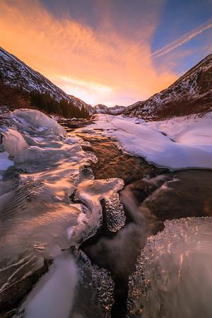 Frozen Creek 2