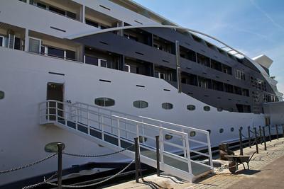 Sunborn at Royal Victoria Dock - IMG_4830