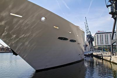 Sunborn at Royal Victoria Dock - IMG_4827