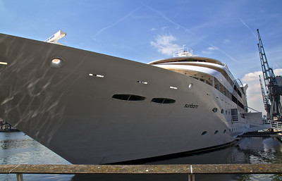 Sunborn at Royal Victoria Dock - IMG_4788