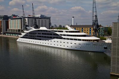 Sunborn at Royal Victoria Dock - IMG_4815