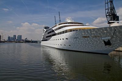 Sunborn at Royal Victoria Dock - IMG_4793