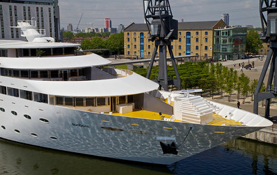 Sunborn at Royal Victoria Dock - IMG_4799
