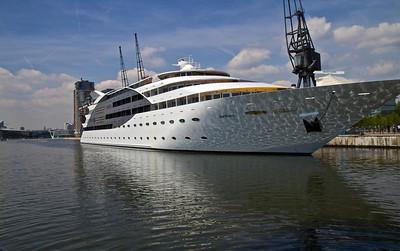 Sunborn at Royal Victoria Dock - IMG_4794