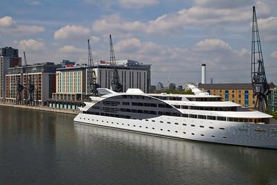 Sunborn at Royal Victoria Dock - IMG_4816