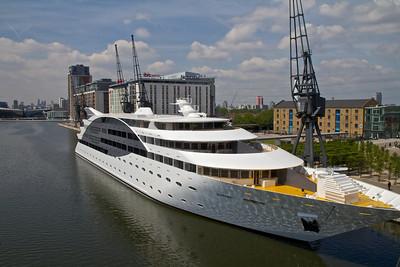 Sunborn at Royal Victoria Dock - IMG_4798