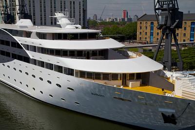 Sunborn at Royal Victoria Dock - IMG_4820