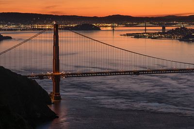 Golden Gate at Sunrise 4