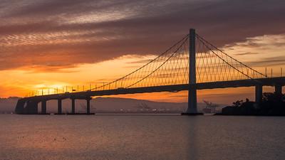 Eastern Span Sunrise 5