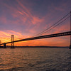 Bay Bridge Sunrise 1