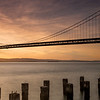 Bay Bridge Sunrise 5