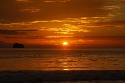 Costa Rica Sunset :)