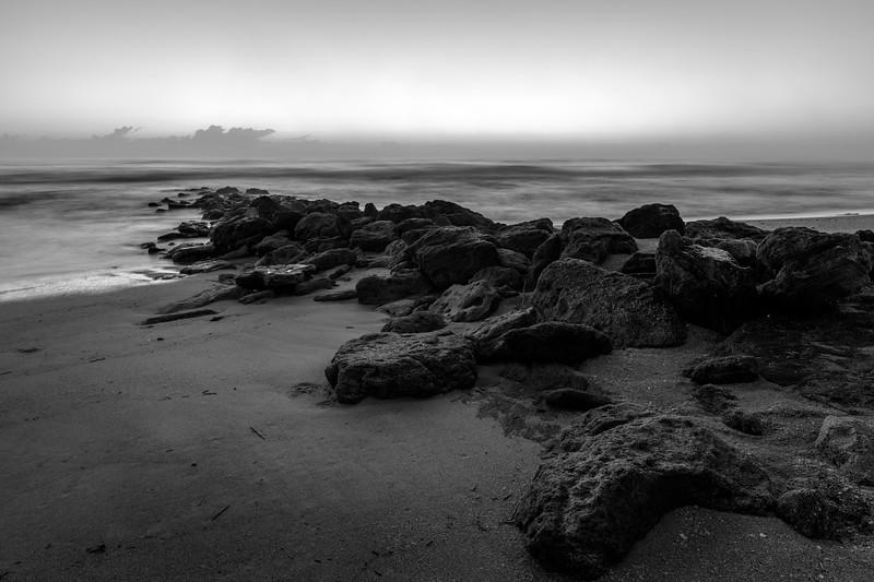 Tones of Atlantic Twilight