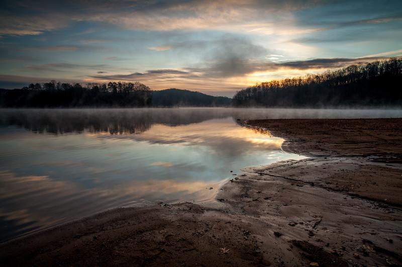 Low Water Sunrise