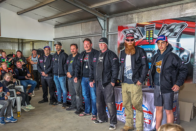 2018/2019 Season Winners Jacket Presentation