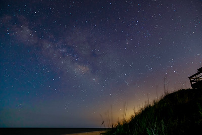 Milky Way at Ponte Vedra- June 2018 -5