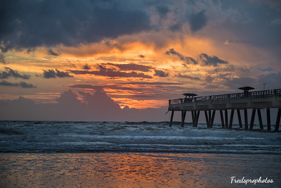 JAX Bch Sunrise Sept --26