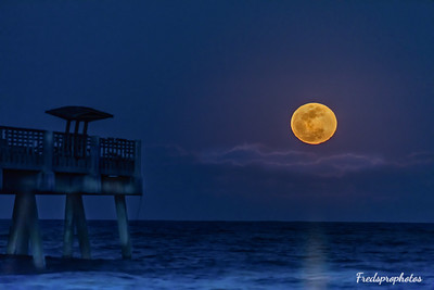 Supermoon JAX Bch Lighter-9