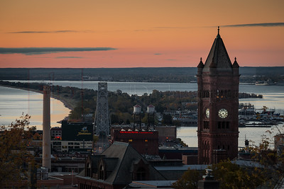 Duluth Harbor, MN