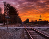 Sunrise Railroad Tracks 02 (jpeg)-2