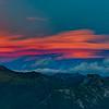 Shelf Cloud Sunset
