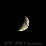 Lunar Study #25