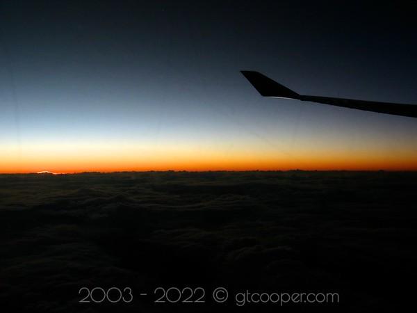 """Sunset Photography"" Sydney to San Fransisco"