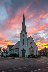 First Presbyterian Church Watsontown, Pennsylvania