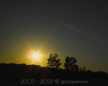 """""""I-70 Sunset"""""""