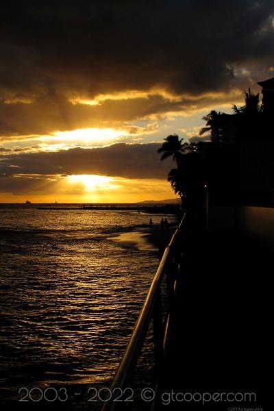 Sunset - Hawai'i
