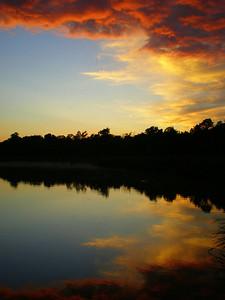 Lake Sperzum, Medina, MN.  ©JLCramerPhotography 2008
