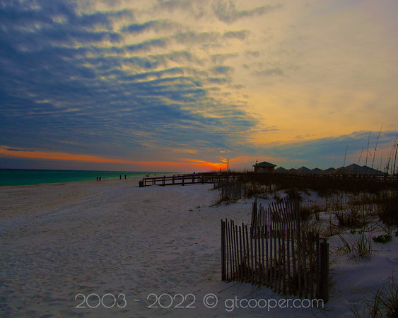 """Beach Sunset"""
