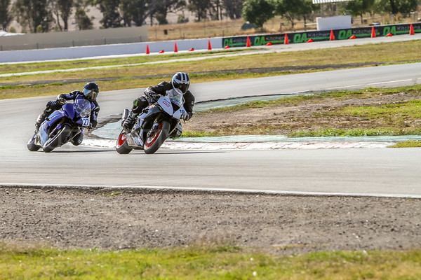 super sport racing from Winton raceway