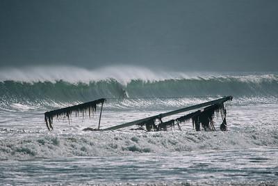Shipwreck Wall