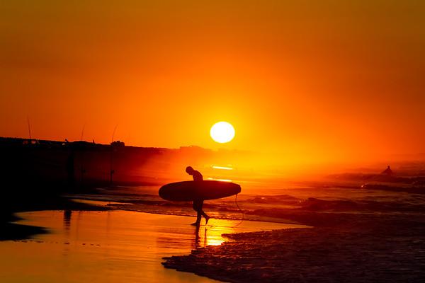Gilgo Beach Sunrise