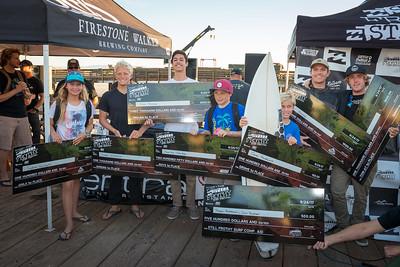 Still Frothy Surf Festival - Award Presentations