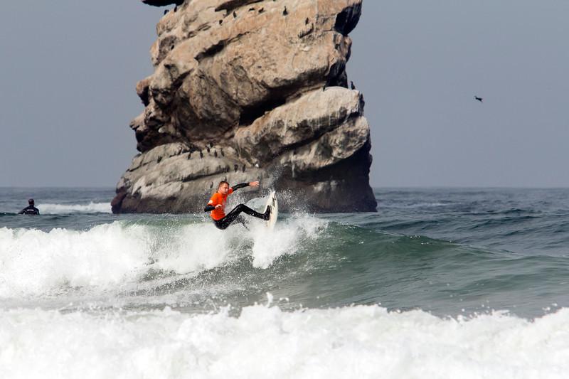 Volcom Goldfish at the Rock