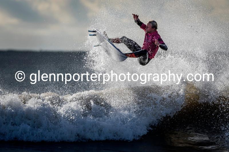 Surf aerial.