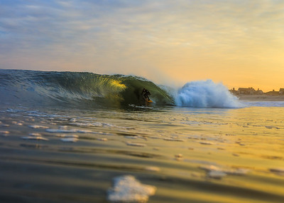 Mark Gilmartin Golden hour tube