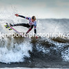Surfing grom - UK Pro Surf Competition 2019.