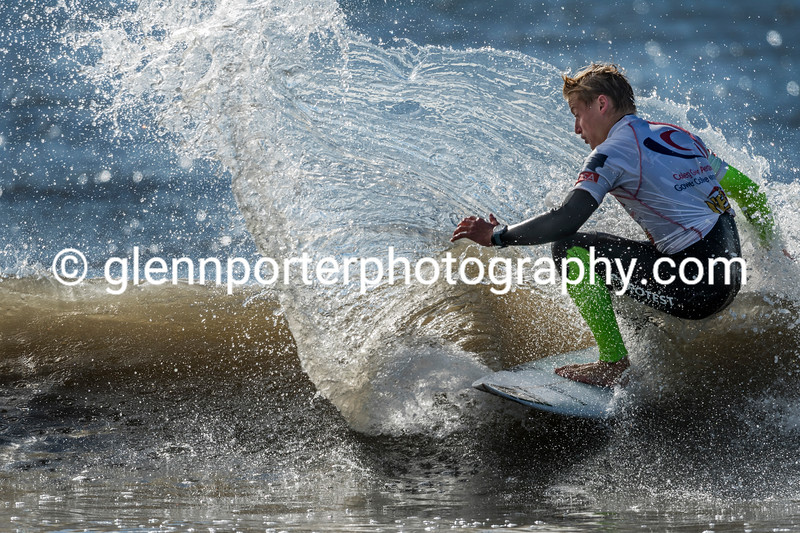 Welsh Pro Surf Competition, Rest Bay, Porthcawl.