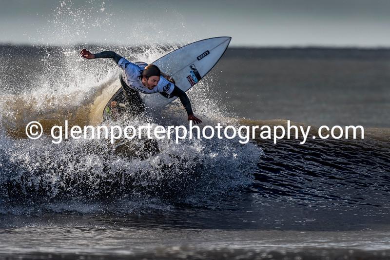 Welsh Pro Surf Competition Rest Bay Porthcawl.