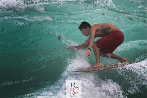 surfing at Windansea July 2015
