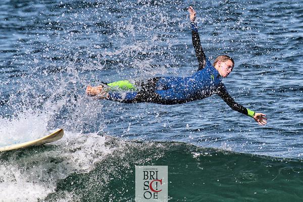 Surfer Rising