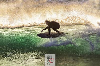 Surfing Is A Fine Art
